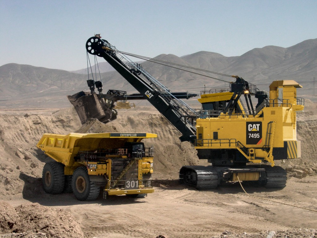 Larangan Ekspor Mineral Indonesia - Alat Berat Blog