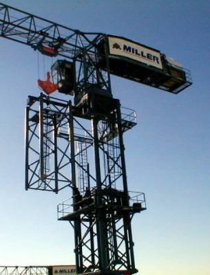Menambah Ketinggian Crane - Blog Alat Berat