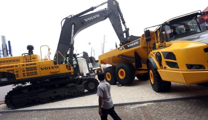 Pameran Industri Otomotif dan Alat Berat 2014, Jakarta