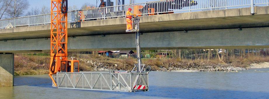 Bridge Inspection Unit - Alat Berat Blog