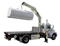boom truck - Alat Berat Blog