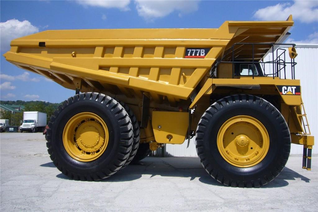 Dump Truck - Alat Berat Blog