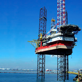 Jack up rig - Alat Berat Blog