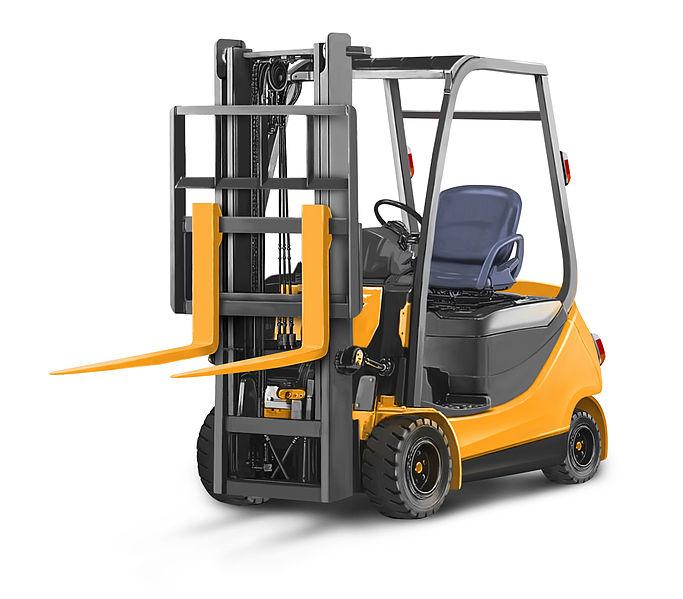 Forklift-Truck - alat berat blog