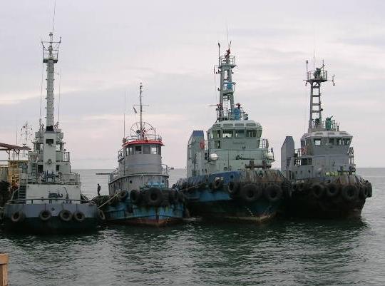 kapal pandu tug boat - alat berat blog