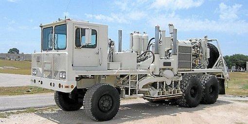 thumper truck - alat berat blog